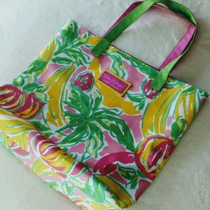 🆕Lilly Pulizter Summer Tote